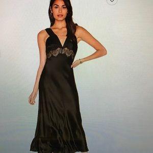 bLack Elegant feminine Dress💋👠 Small